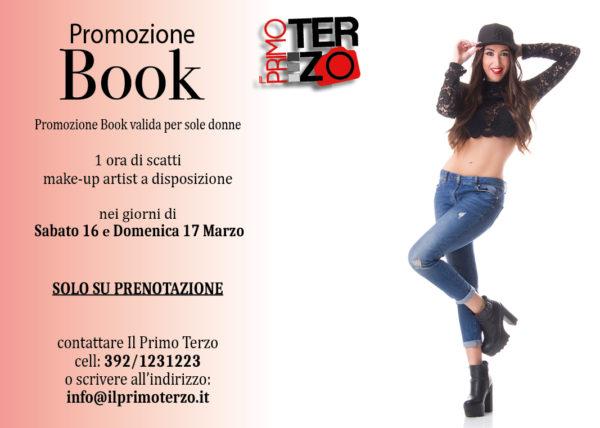 promozione book