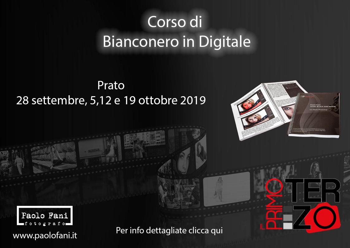Workshop di Bianco e Nero Digitale