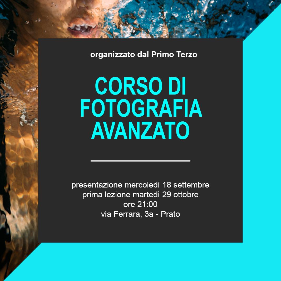 Corso di Fotografia Avanzato