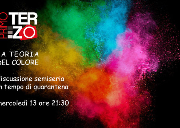 Fotoclub Il Primo Terzo Prato in diretta per approfondire la teoria del colore