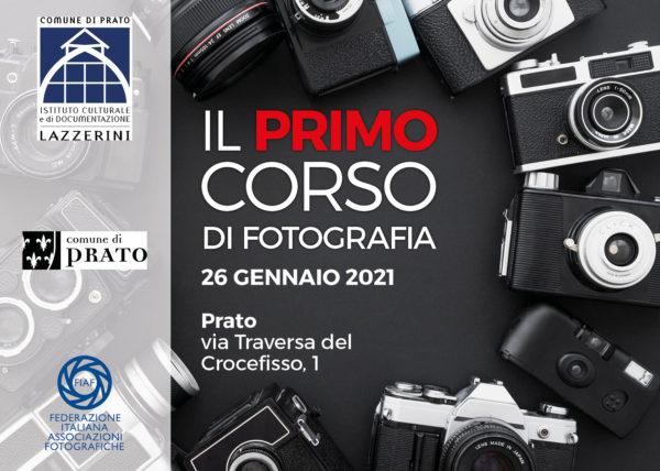 Corso base di fotografia, fotoclub il Primo Terzo Prato