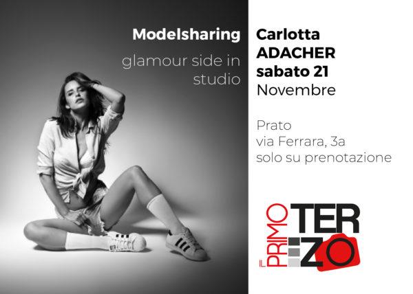 Modelsharing con Carlotta Adacher a Prato presso Il Primo Terzo, Studio Fotografico a Prato