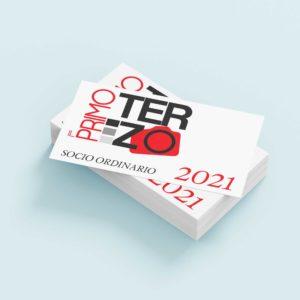 Associazione Culturale Il Primo Terzo Prato -Sala di Posa - Tessera 2021