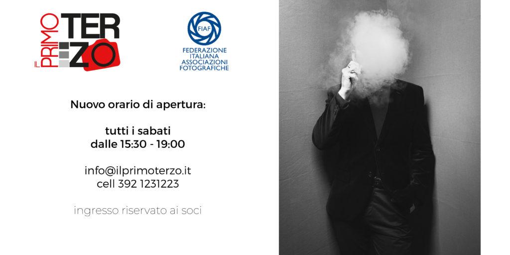 Orario di apertura Il Primo Terzo - Studio Fotografico Prato