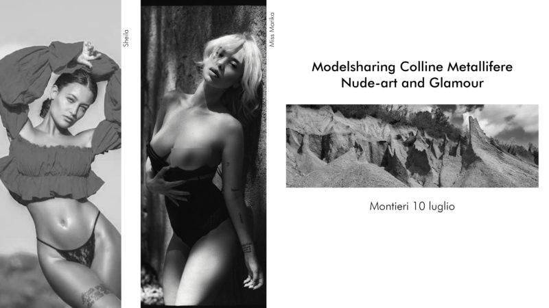 modelsharing alle colline metallifere con le modelle sheila e miss marika, fotoclub il primo terzo prato